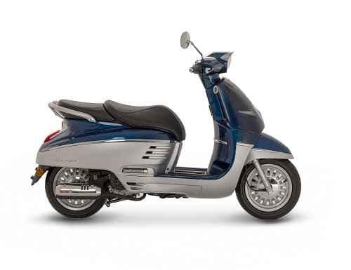 Django 125 ABS EURO 5