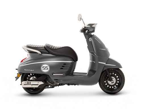 Django 50 4T Dark / Sport EURO 5