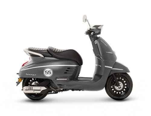Django 125 Dark / Sport EURO 5